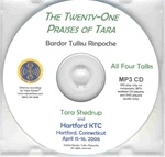 The Twenty-One Praises of Tara (MP3 CD)