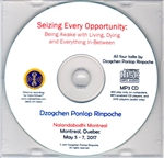 Seizing Every Opportunity (MP3CD)