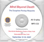 Mind Beyond Death (MP3CD)