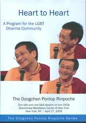 Heart to Heart: A Program for the LGBT Dharma Community (DVD)
