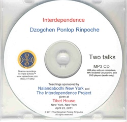 Interdependence (MP3CD)