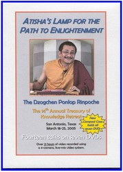 Atisha's Lamp for the Path to Enlightenment (DVD)