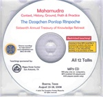 Mahamudra: Context, History, Ground, Path & Practice (MP3CD)