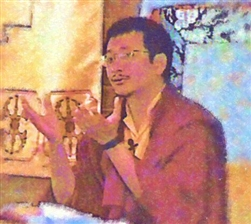 The Four Thoughts of the Instruction Lineage (Dzogchen Ponlop Rinpoche) (ADN)
