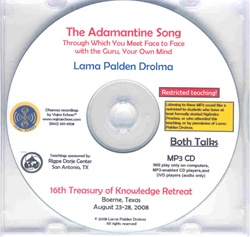 The Adamantine Song (MP3)