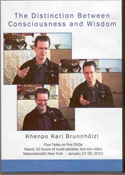 The Distinction Between Consciousness and Wisdom (DVD)