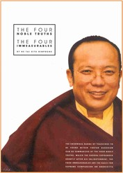 The Four Noble Truths and The Four Immeasurables (DVD)
