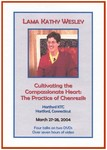 Cultivating the Compassionate Heart: The Practice of Chenrezik (DVD)