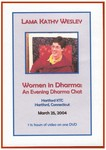 Women in Dharma: An Evening Dharma Chat (DVD)
