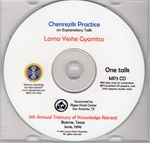 Chenrezig Practice: An Explanatory Talk (MP3CD)