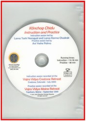 Konchog Chidu Sadhana and Practice Session (DVD)