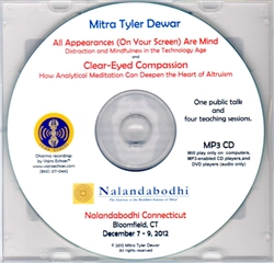 All Appearances and Clear-Eyed Compassion (MP3 CD)