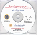 Brave, Relaxed and True (MP3 CD)