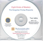 Eight Kinds of Mastery  (MP3CD)