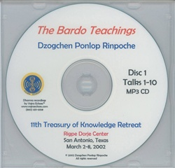 The Bardo Teachings (MP3)