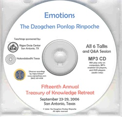 Emotions (MP3 CDs)