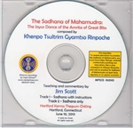 The Sadhana of Mahamudra (MP3 CD)