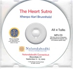 The Heart Sutra (MP3CD)
