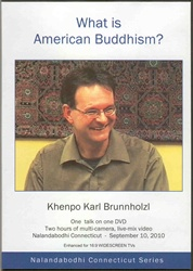What is American Buddhism? (DVD)