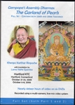 Gampopa's Assembly Dharmas: Garland of Pearls (Full Set) (DVD)