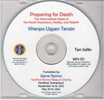 Preparing for Death (MP3 CD)