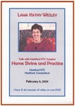 Home Shrine and Practice (DVD)