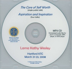 Aspiration and Inspiration (MP3 CD)