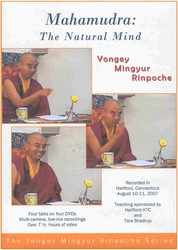 Mahamudra: Natural Mind (DVD)