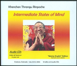 Intermediate States of Mind (CD)