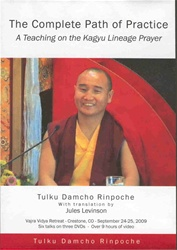 The Complete Path of Practice (DVD)